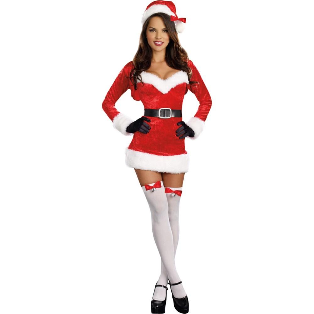今年のクリスマスはサンタ コスプレで勝負。